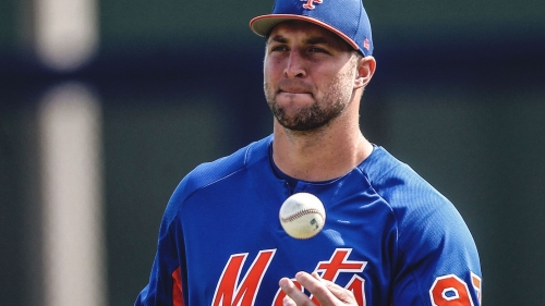 Tim Tebow assigned to Mets' Double-A Binghamton