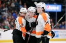 Recap: Flyers secure two huge points vs. Avalanche