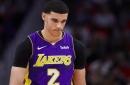 Lakers News: Lonzo Ball To Undergo Precautionary MRI On Left Knee