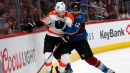 Ivan Provorov's goal, assist help Flyers top Avalanche