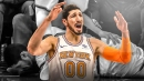 Enes Kanter does not think Ersan Ilyasova had bad intentions after scary fall