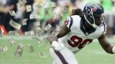 Texans making progress toward an extension with Jadeveon Clowney