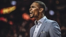 Chris Bosh says he's ready for return if called by team