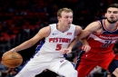 Drummond's 20-20 game leads Pistons past Wizards
