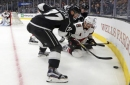 Carter's hat trick powers Kings over Coyotes 4-2
