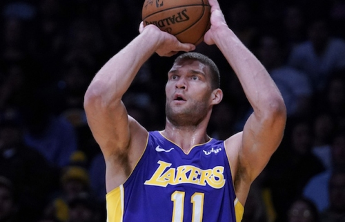 Brook Lopez Thinks Lakers Are 'A Great Situation' For Next Season, Whether He's With Team Or Not