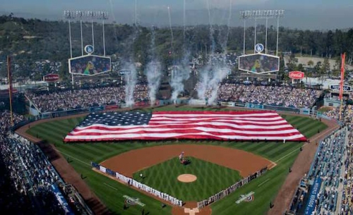 Dodgers TV Ratings: Opening Day Game Against Giants Most-Watched Weekday ESPN Broadcast In 6 Years