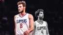 Clippers' Milos Teodosic (foot) out two weeks, Danilo Gallinari (hand) to return Friday vs. Blazers