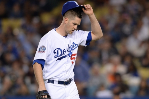 Dodgers News: Alex Wood Not Concerned By Back-To-Back Shutout Losses To Giants
