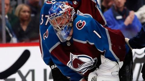 Avalanche goalie Semyon Varlamov out for season