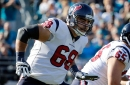 Gruden says Breno Giacomini is 'tough as hell', what do those who covered him say?