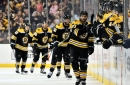 HIGHLIGHTS: Bruins beat Panthers in second period, cruise to 5-1 win