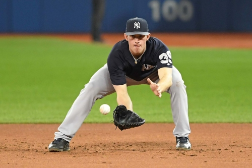 Billy McKinney exits game with apparent injury