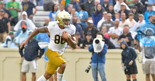 Notre Dame could benefit from graduate transfers at 3 positions
