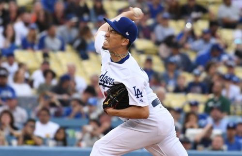 Dodgers News: Dave Roberts Points To Increased Velocity As Key To Success For Kenta Maeda Against Giants
