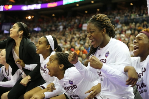 How to watch Mississippi State vs. Notre Dame in the Women's National Championship Game