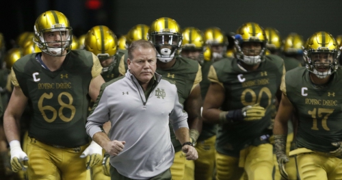 Notre Dame football: 3 Class of 2018 recruits who will play immediately