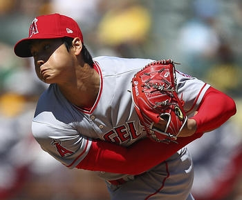MLB roundup: Ohtani wins MLB pitching debut as Angels beat A's 7-4