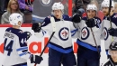Blake Wheeler scores twice as Jets hold on to beat Senators