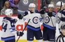 Senators fall to Jets in last home game of season