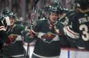 Wild close regular season home schedule with 3-0 shutout win over Oilers