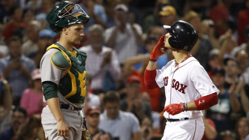 Swing And A Miss: Oakland Athletics Troll Red Sox For Deflategate Amid Series