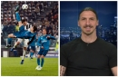 Manchester United hero Cristiano Ronaldo's goal gets brilliant reaction from Zlatan Ibrahimovic