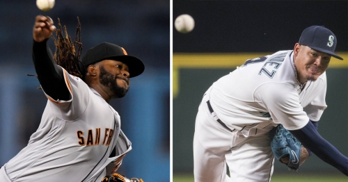 Mariners vs. Giants: Live updates as Felix Hernandez and Johnny Cueto duel in San Francisco