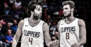 Clippers' Danilo Gallinari (hand), Milos Teodosic (foot) likely done for season