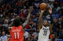 Recap: Pelicans stomp Grizzlies 125-93