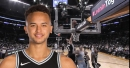 Video: Kyle Anderson rejects Kyle Kuzma's layup attempt