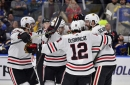 MBS: Keith delivers late win for Hawks over Blues