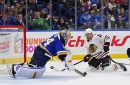 Blues playoff watch: April 5th