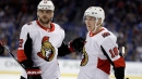 Sens' Gaborik recovering after back surgery to repair herniated disc