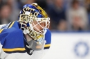 Why the Blues need to go back to Carter Hutton in net