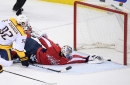 Predators clinch Presidents' Trophy with win over Capitals