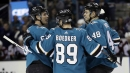Avalanche fall to Sharks, set up massive game against Blues