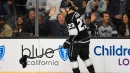 Brown scores four times as Kings top Wild in OT