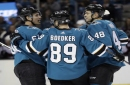 Couture nets go-ahead goal in Sharks 4-2 win over Avalanche