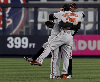 Jones, Orioles rally past Yanks 5-2, end 5-game skid