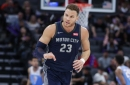 Detroit Pistons' Blake Griffin return possible, Reggie Bullock shut down