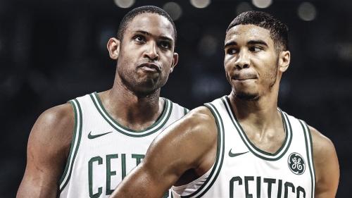 Celtics resting Al Horford, Jayson Tatum with No. 2 spot locked up