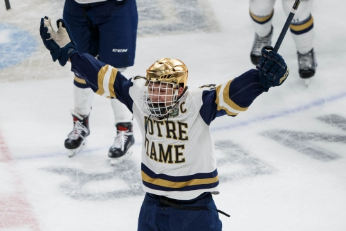 5 reasons to root for Notre Dame despite its win over Michigan hockey