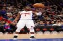 Detroit Pistons' Reggie Jackson leads team in overtime win against Mavs, 113-106