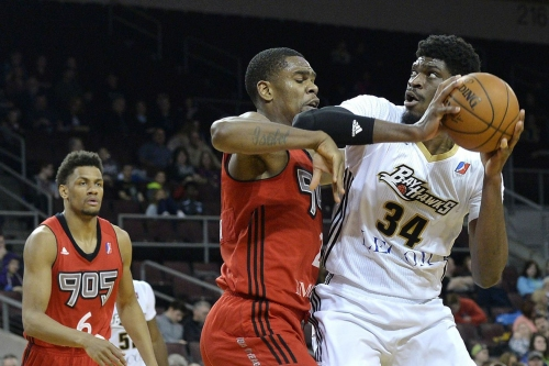 Erie BayHawks lose 118-106 in Eastern Conference Final