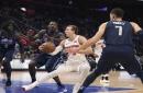 Jackson scores 24 as Pistons beat Mavericks 113-106 in OT