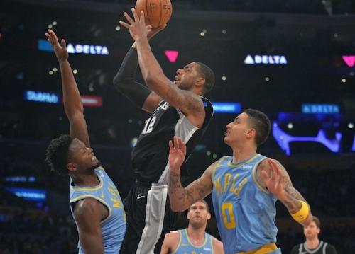 Brook Lopez Chooses Julius Randle As 'NBA Jam' Teammate, Kyle Kuzma As Quickest To Get 'On Fire'