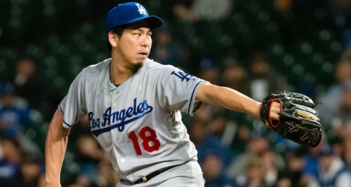 Dodgers News: Kenta Maeda Available Out Of Bullpen During Giants Series