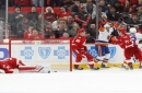 Tavares scores in OT as Islanders rally past Red Wings, 4-3