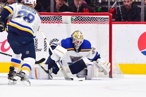 The 2017-2018 St. Louis Blues season post-mortem